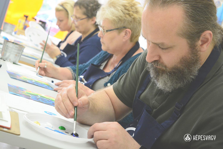 Képesvagy képes vagy festő tanfolyam festőtanfolyam szolnok szórakozás te is képes vagy