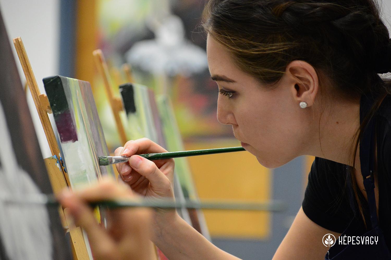 élményfestés szolnokon rekreáció képesvagy festőest